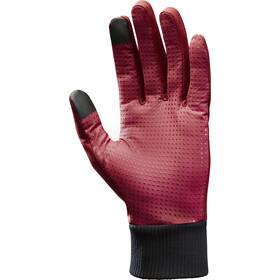Mavic Essential Rękawiczki przeciwwiatrowe, czerwony/czarny